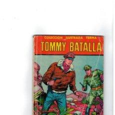 Tebeos: TOMMY BATALLA - COLECCIÓN ILUSTRADA FERMA - Nº 59. 1958.. Lote 118406751