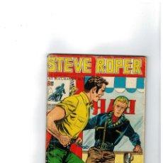 Tebeos: STEVE ROPER Nº 5 -FERMA 1960- COLECCIÓN DE 8 NÚMEROS.. Lote 118406951