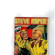 Tebeos: STEVE ROPER Nº 7 -FERMA 1960- COLECCIÓN DE 8 NÚMEROS.. Lote 118406995