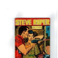 Tebeos: STEVE ROPER Nº 8 -FERMA 1960- COLECCIÓN DE 8 NÚMEROS.. Lote 118407055