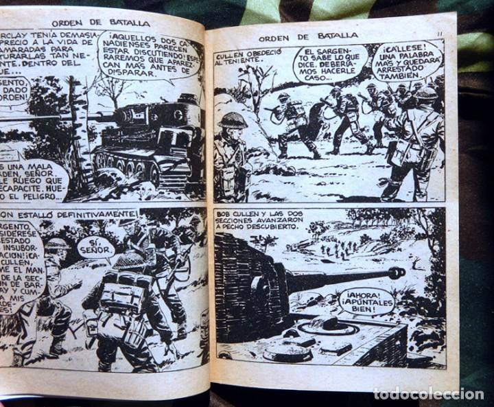 Tebeos: COMBATE Nº 29 Y COMBATE EXTRA Nº 10, ORIGINALES, 1962, EDITORIAL FERMA - Foto 6 - 118835079