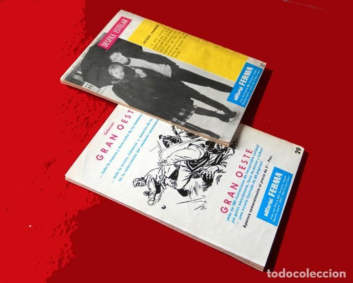 Tebeos: COMBATE Nº 29 Y COMBATE EXTRA Nº 10, ORIGINALES, 1962, EDITORIAL FERMA - Foto 7 - 118835079