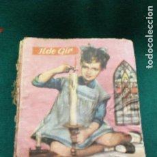 Tebeos: LA MONAGUILLA DE ILDE GIR. - COLECCIÓN GACELA - 1961. Lote 119920327