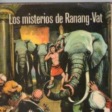 Tebeos: LOS MISTERIOS DE RANANG-VAT - AVENTURAS ILUSTRADAS - EDITORIAL FERMA - AÑO 1967.. Lote 120427135