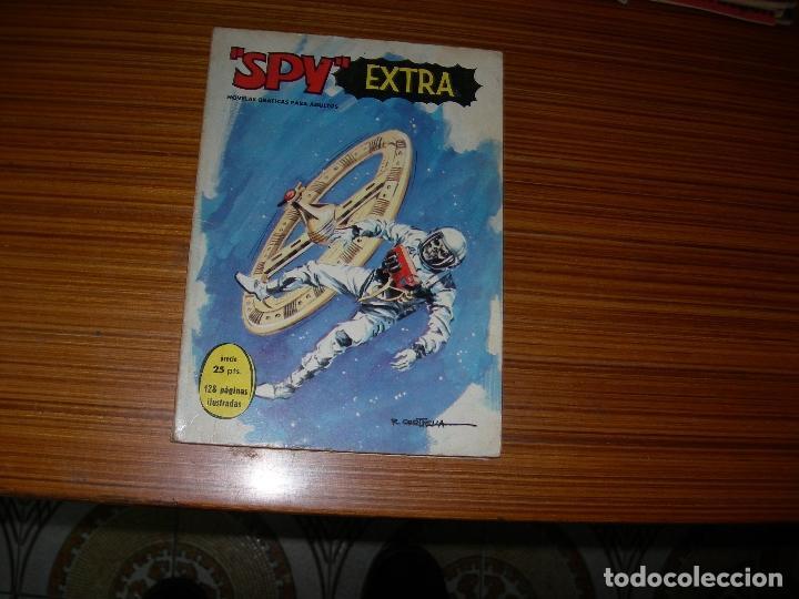SPY EXTRA Nº 3 EDITA FERMA (Tebeos y Comics - Ferma - Otros)