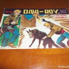 Tebeos: DAVI-ROY-Nº 17--ORIGINAL. Lote 120565283