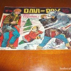 Tebeos: DAVI-ROY--Nº 16--ORIGINAL. Lote 120565507