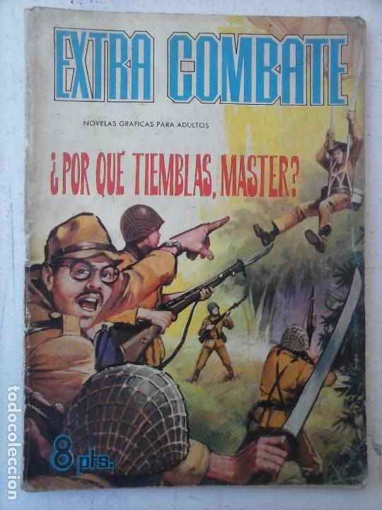 Tebeos: EXTRA COMBATE - LOTE DE 58 NºS FERMA 1965 - 1,3 AL 10,13,15,16,18,19,20,22,23,24,ETC - Foto 22 - 121242407