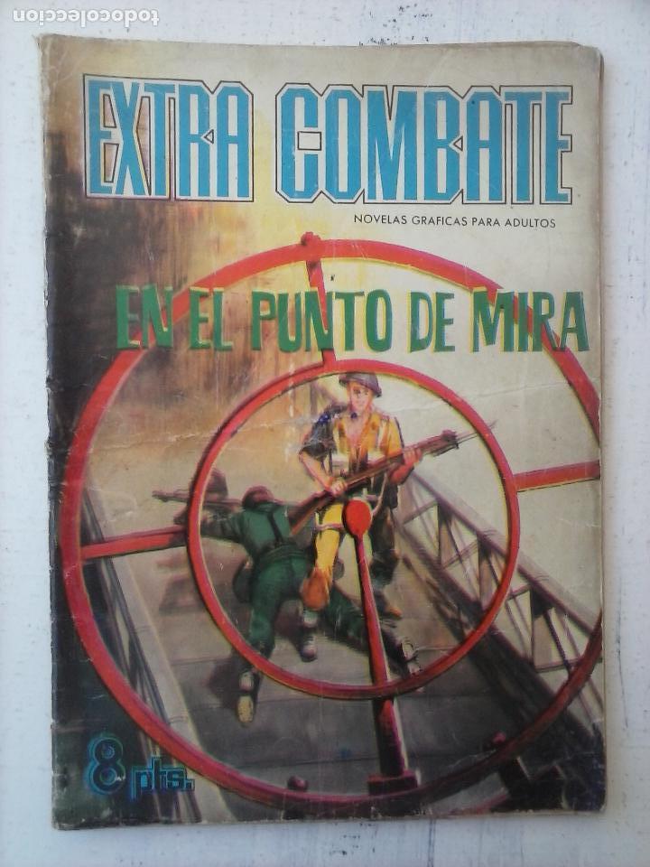 Tebeos: EXTRA COMBATE - LOTE DE 58 NºS FERMA 1965 - 1,3 AL 10,13,15,16,18,19,20,22,23,24,ETC - Foto 25 - 121242407