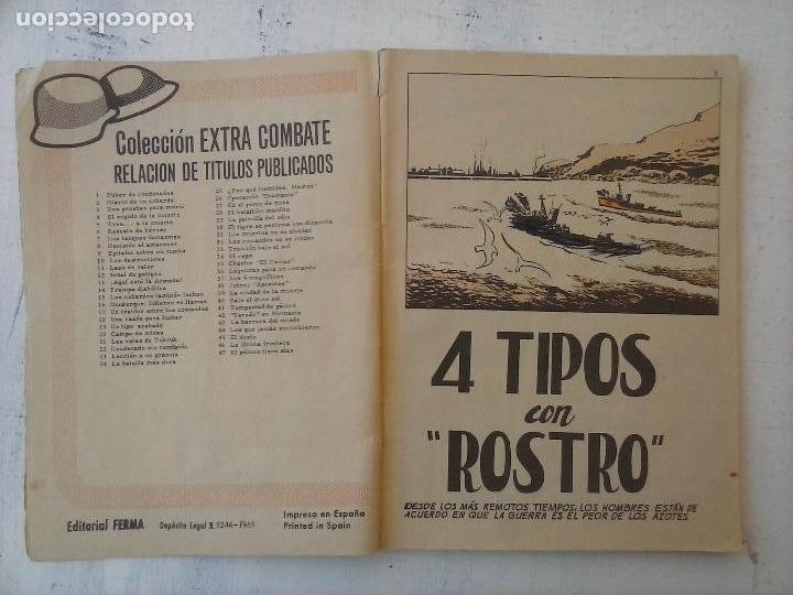 Tebeos: EXTRA COMBATE - LOTE DE 58 NºS FERMA 1965 - 1,3 AL 10,13,15,16,18,19,20,22,23,24,ETC - Foto 33 - 121242407