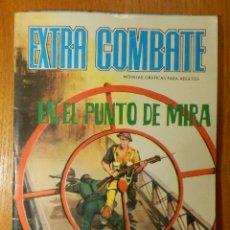 Tebeos: COMIC - EXTRA COMBATE - EN EL PUNTO DE MIRA - 27- FERMA - 21 X 15 - 48 PAG. 1966. Lote 122091315
