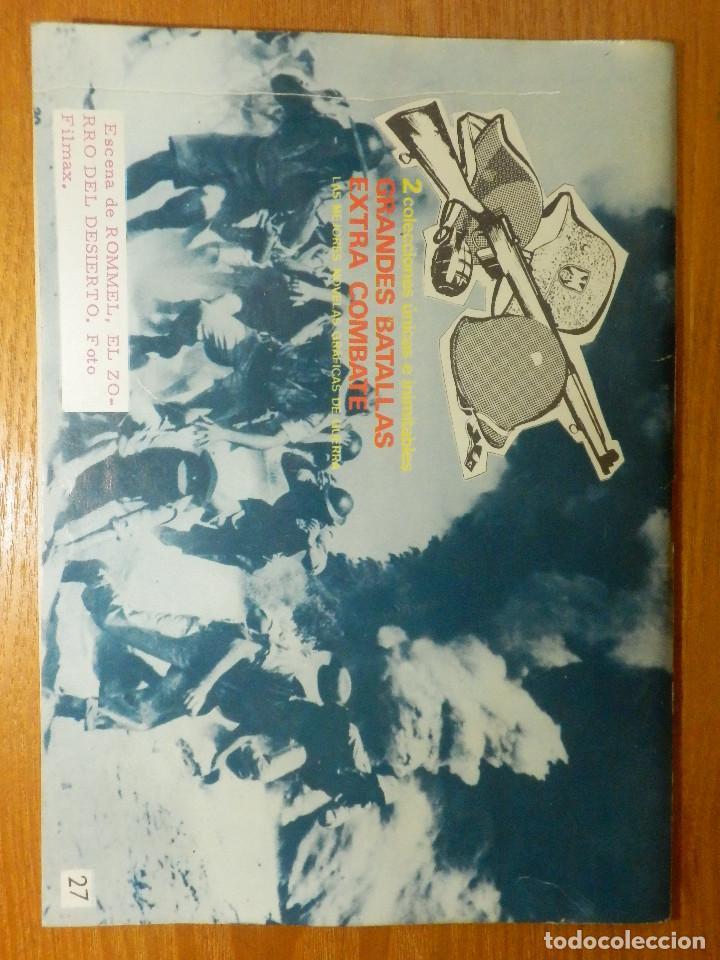 Tebeos: Comic - EXTRA COMBATE - EN EL PUNTO DE MIRA - 27- FERMA - 21 x 15 - 48 pag. 1966 - Foto 2 - 122091315