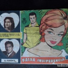 Tebeos: TU ROMANCE Nº 23 EDITORIAL FERMA ORIGINAL. Lote 122258087