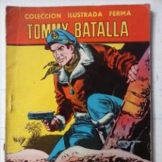 Tebeos: AVENTURAS ILUSTRADAS FERMA Nº 52 TOMMY BATALLA - 1958. Lote 122829295