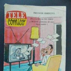 Tebeos: TELE COMICO Nº 2 - EDITORIAL FERMA - 1963 ...R-9757. Lote 126011903