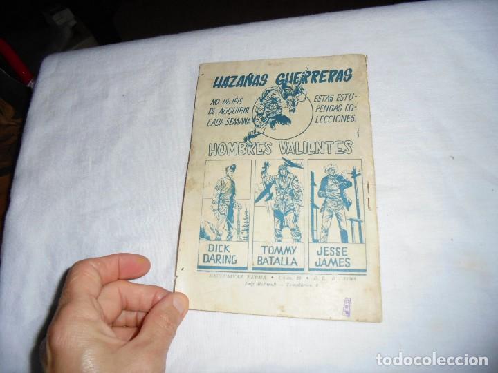 Tebeos: HAZAÑAS GUERRERAS Nº 15.-EL PUENTE NIPON - Foto 5 - 126732603