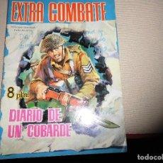 Tebeos: EXTRA COMBATE Nº 2 DIARIO DE UN COBARDE FERMA. Lote 126755355