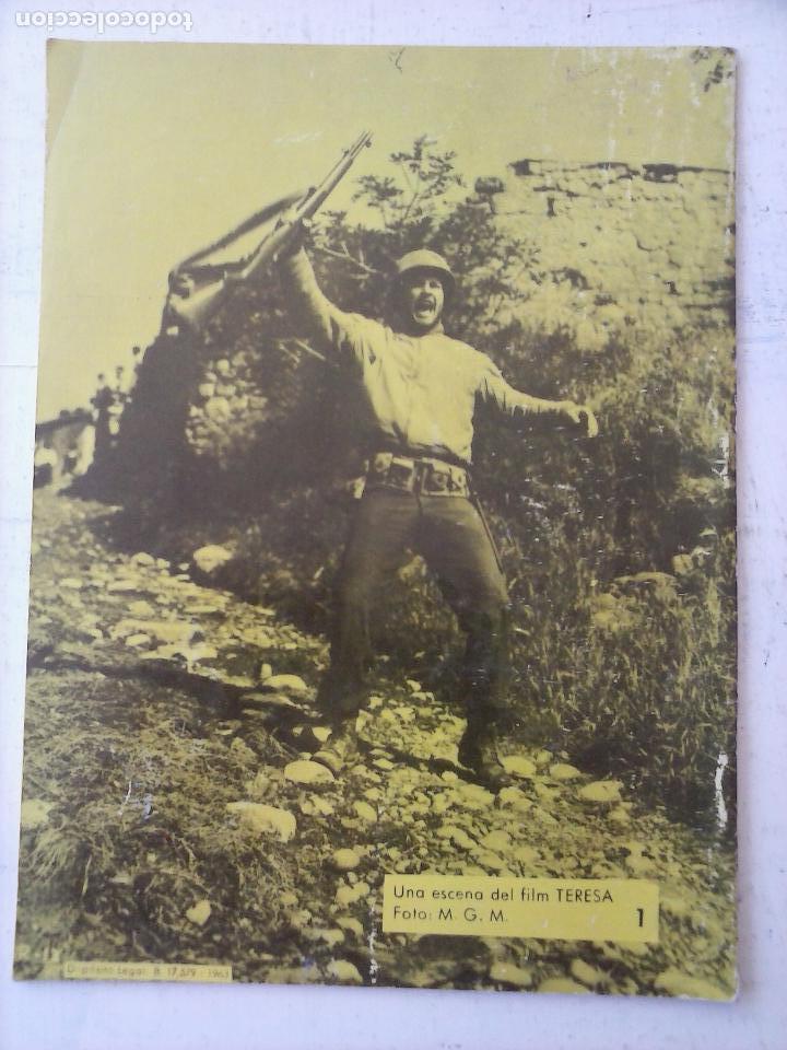 Tebeos: COMBATE EXTRA Nº 1 - EDI. FERMA 1963 FORMATO GRANDE - MUY NUEVO - Foto 2 - 127679699
