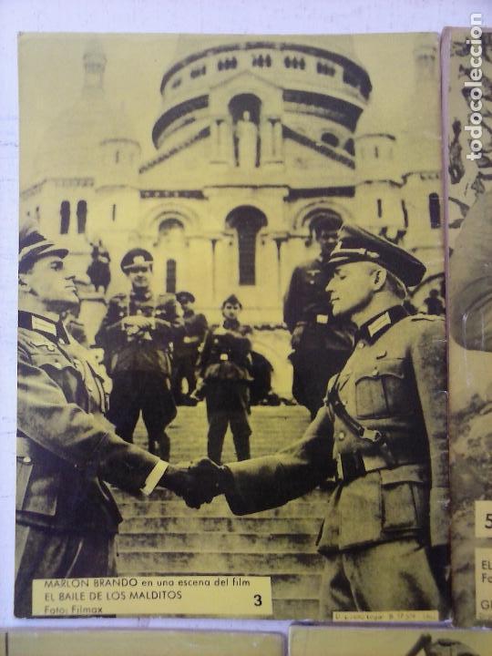 Tebeos: COMBATE EXTRA FERMA 1963 - NºS 3,5,6,7,8 - FORMATO GRANDE - - Foto 8 - 127680051