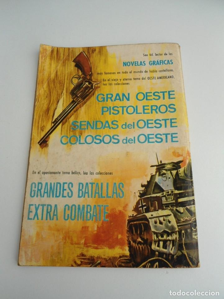Tebeos: MEGATON nº 21 - VENUS FIN DE TRAYECTO - EDITORIAL FERMA 1966 - COMPLETO - Foto 4 - 127682491