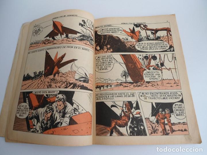 Tebeos: MEGATON nº 21 - VENUS FIN DE TRAYECTO - EDITORIAL FERMA 1966 - COMPLETO - Foto 7 - 127682491