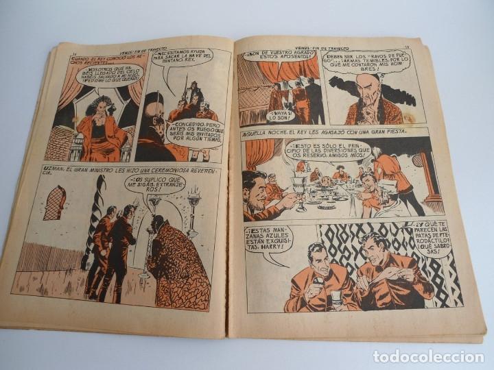 Tebeos: MEGATON nº 21 - VENUS FIN DE TRAYECTO - EDITORIAL FERMA 1966 - COMPLETO - Foto 9 - 127682491
