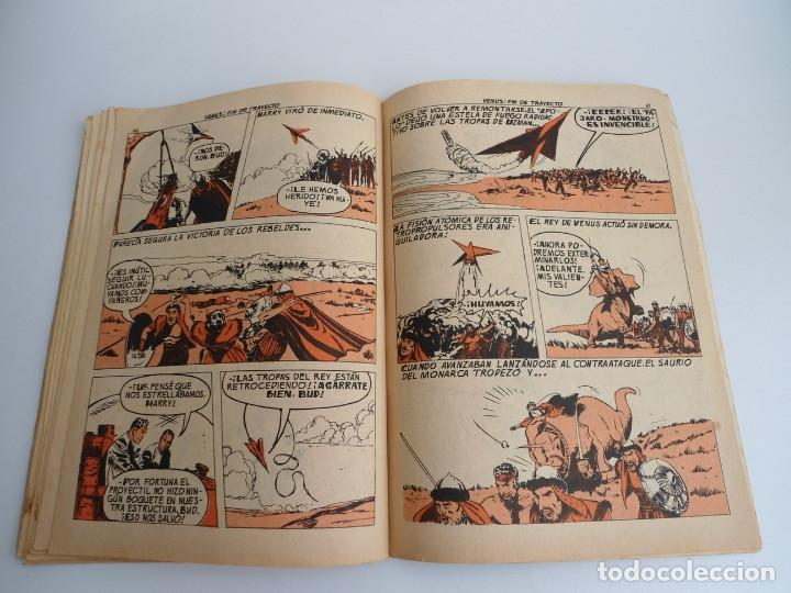 Tebeos: MEGATON nº 21 - VENUS FIN DE TRAYECTO - EDITORIAL FERMA 1966 - COMPLETO - Foto 12 - 127682491