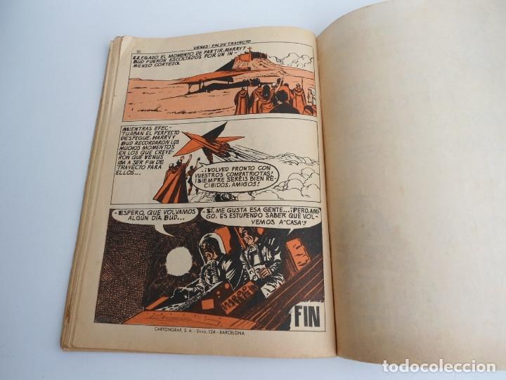 Tebeos: MEGATON nº 21 - VENUS FIN DE TRAYECTO - EDITORIAL FERMA 1966 - COMPLETO - Foto 13 - 127682491