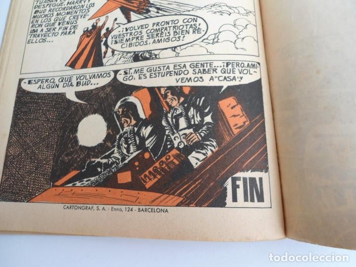 Tebeos: MEGATON nº 21 - VENUS FIN DE TRAYECTO - EDITORIAL FERMA 1966 - COMPLETO - Foto 14 - 127682491