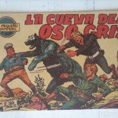 Tebeos: EL PEQUEÑO TRAMPERO ORIGINAL Nº 12 EDI. FERMA 1958. Lote 127880307