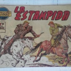Tebeos: EL PEQUEÑO TRAMPERO ORIGINAL Nº 17 EDI. FERMA 1958. Lote 127880531