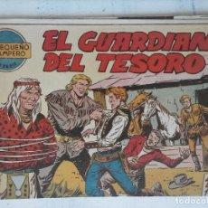 Tebeos: EL PEQUEÑO TRAMPERO ORIGINAL Nº 19 EDI. FERMA 1958. Lote 127880627
