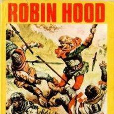 Tebeos: ROBIN HOOD-Nº 2 -´UNA CURIOSA ESTRATAGEMA`-1980-EL GRAN JAIME JUEZ-MUY RARO-MUY BUEN ESTADO-9071. Lote 128086695