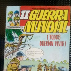 Tebeos: EPISODIOS BELICOS - II GUERRA MUNDIAL Nº 2 - EDT. FERMA 1967 ( M 3 ). Lote 128278823