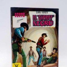 Tebeos: OESTE S/N. EL SHERIFF NEGRO. OBSEQUIO DETERGENTE HADA (DAN KIRBY) FERMA, 1966. OFRT. Lote 220914496