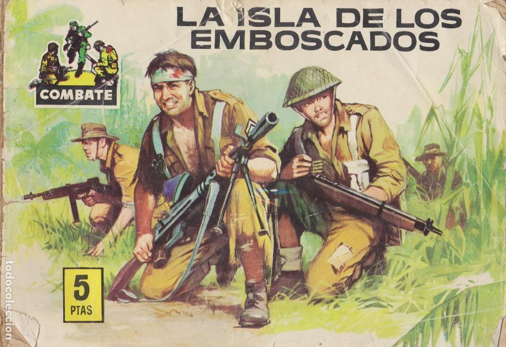 LA ISLA DE LOS EMBOSCADOS, GRANDES BATALLAS (Tebeos y Comics - Ferma - Otros)