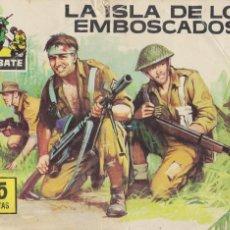 Tebeos: LA ISLA DE LOS EMBOSCADOS, GRANDES BATALLAS. Lote 128838467