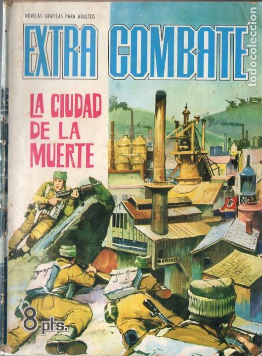 EXTRA COMBATE NÚMS. 39 Y 52 (Tebeos y Comics - Ferma - Otros)