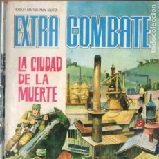 Tebeos: EXTRA COMBATE NÚMS. 39 Y 52. Lote 128851659