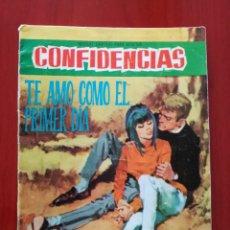 Tebeos: CONFIDENCIAS N°405. Lote 130479522