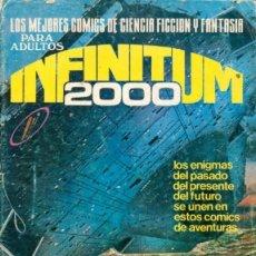 Tebeos: INFINITUM 2000 -Nº 5 -LOS MEJORES CÓMICS DE CIENCIA FICCIÓN Y FANTASÍA-1980-BUENO- ESCASO-9256. Lote 130795213