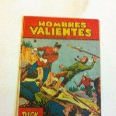 Tebeos: HOMBRES VALIENTES - Nº. 28. Lote 132093750