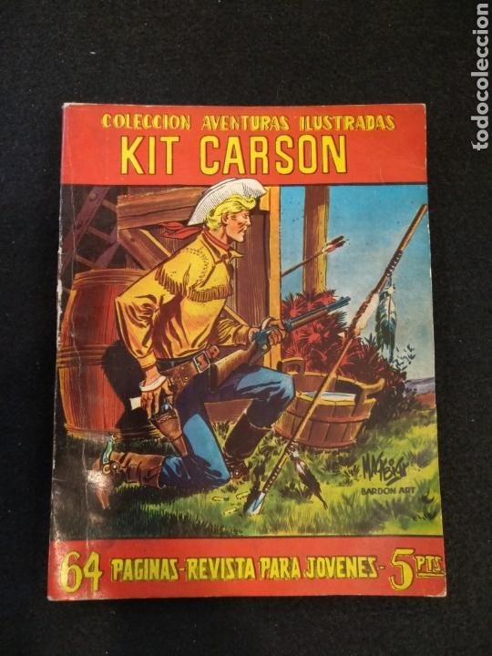 AVENTURAS ILUSTRADAS, KIT CARSON, N°11, FERMA (Tebeos y Comics - Ferma - Aventuras Ilustradas)