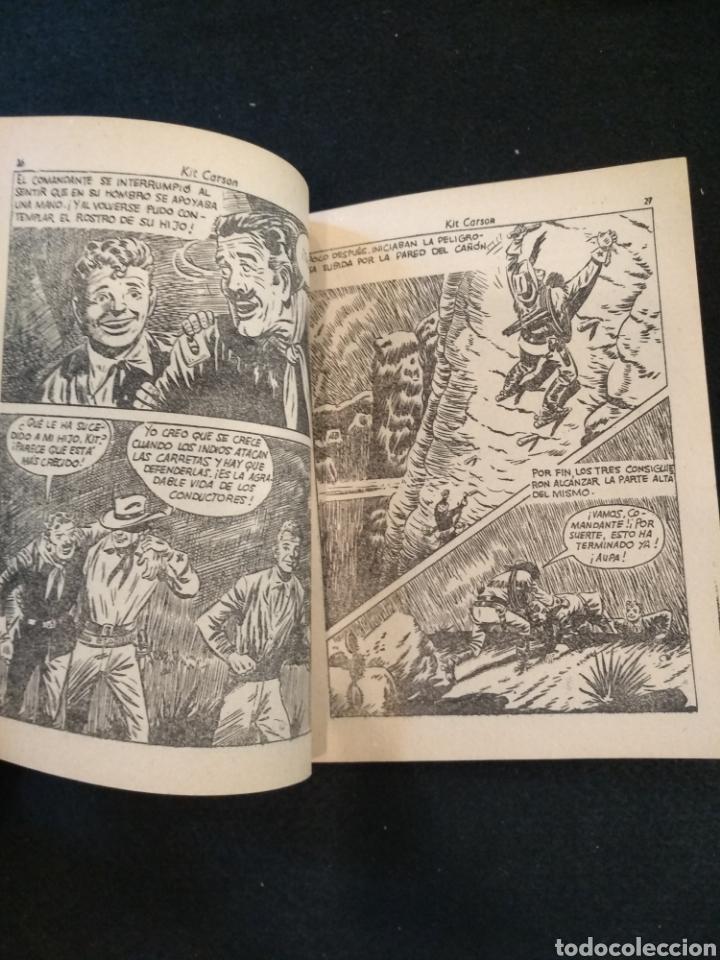 Tebeos: Aventuras ilustradas, Kit Carson, n°11, ferma - Foto 3 - 132493573