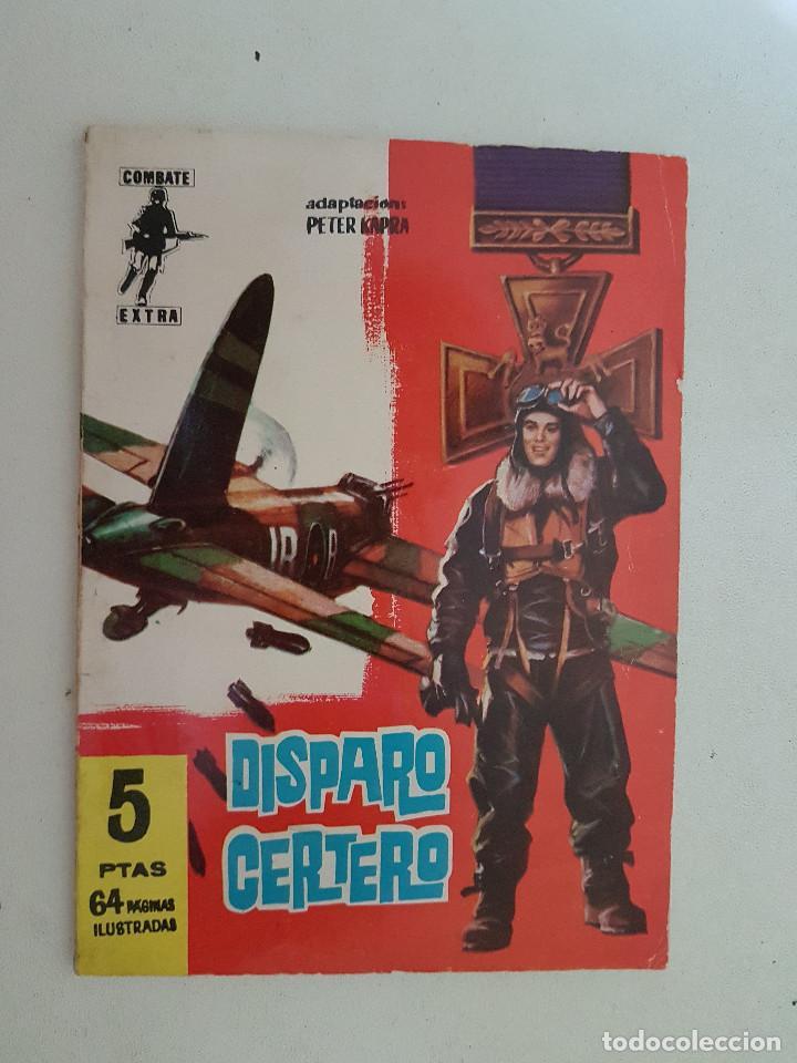 COMBATE EXTRA. Nº 21. FERMA. MUY DIFICIL DE CONSEGUIR. (Tebeos y Comics - Ferma - Combate)