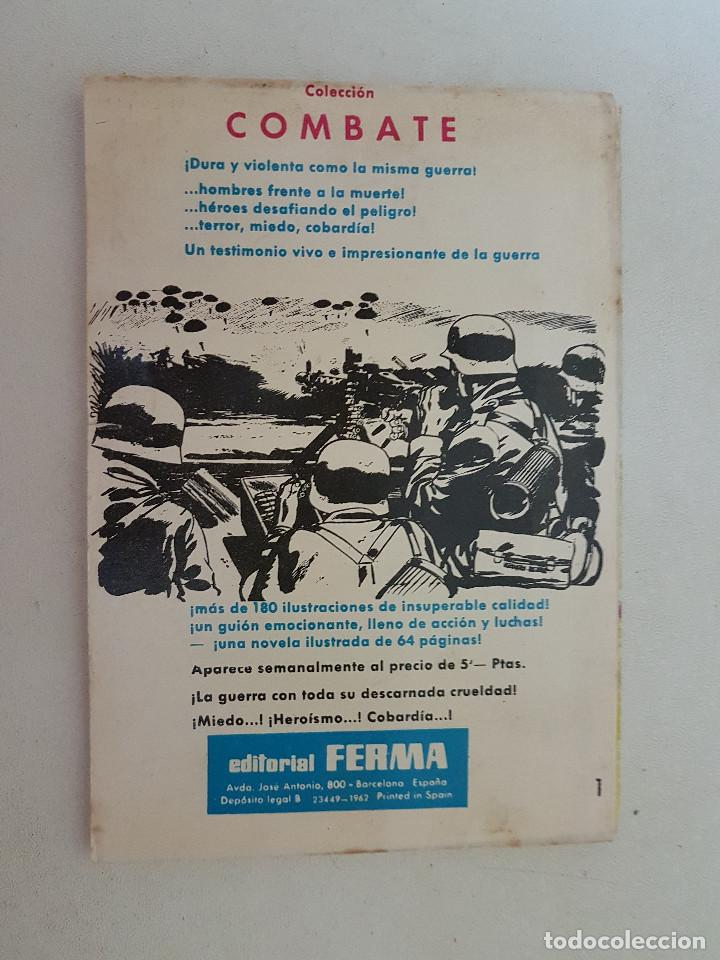 Tebeos: Combate Extra Nº. 1. Ferma. - Foto 2 - 132595498