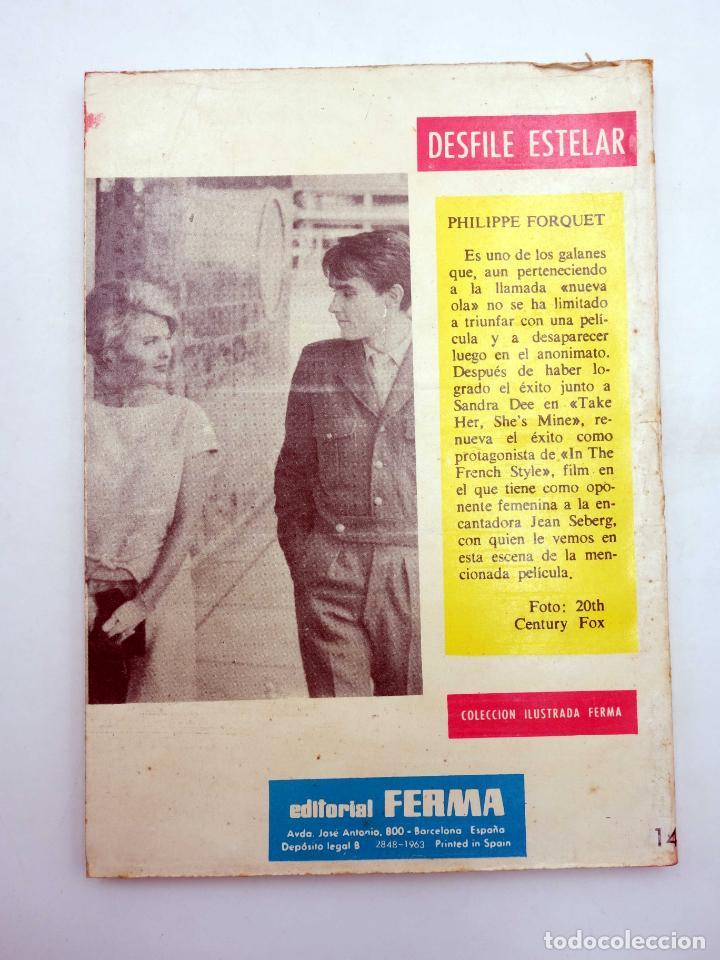 Tebeos: SELECCIONES GRAN OESTE 14. LA LEY DEL TALIÓN / DISPUESTO A MORIR. Ferma, 1963. OFRT - Foto 2 - 211684611