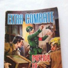 Tebeos: PARTIDA DE NOVATOS (EXTRA COMBATE)-AÑO 1965. Lote 132651218