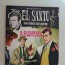 Tebeos: EL SANTO. Nº 7. FERMA.. Lote 132930422