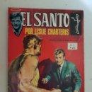 Tebeos: EL SANTO. Nº 4. FERMA.. Lote 132930910